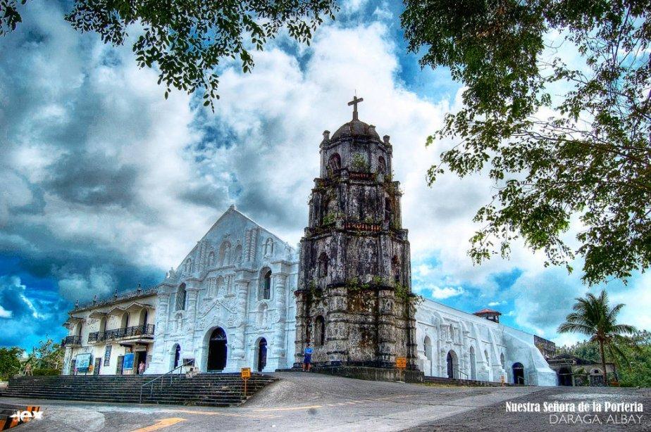 Daraga-Church